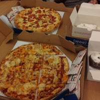 Photo taken at Domino's Pizza by Nurul Y. on 10/3/2012