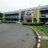 Photo taken at Klongprem Central Prison by Piriya T. on 3/4/2013