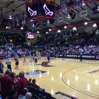 Photo taken at Hagan Arena by Carlos F. on 11/21/2012