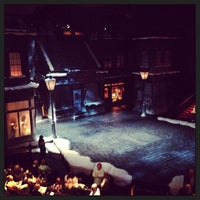 Photo taken at Guthrie Theater by Nicholas K. on 12/16/2012