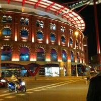 Photo taken at Arenas de Barcelona by Gracia maria P. on 11/2/2012