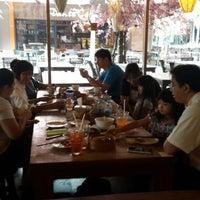 Photo taken at Chicken Village by Meiyi S. on 9/6/2014