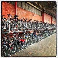 Photo taken at London Marylebone Railway Station (MYB) by Nicolas H. on 10/12/2013