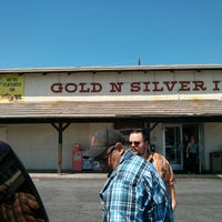 Photo taken at Gold N' Silver Inn by Brian D. on 7/19/2013