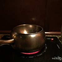 Photo taken at The Melting Pot by Ari D. on 9/3/2016