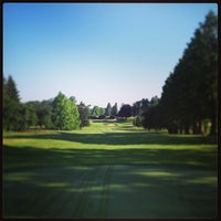 Photo taken at University of Michigan Golf Course by TJ G. on 7/14/2013