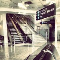Photo taken at Terminal 2B by Dóri on 7/4/2013