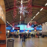 Photo taken at Station Utrecht Centraal by Luc L. on 11/19/2012