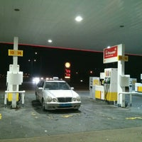 Photo taken at Shell Station Hellevliet by Luc L. on 5/24/2015