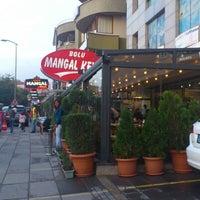 Photo taken at Bolu Mangal Keyfi by Yüksel M. on 10/21/2012