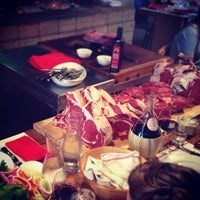 Photo taken at Antica Macelleria Cecchini by Marco T. on 6/10/2013