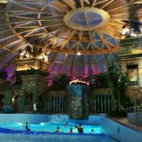 Photo taken at Aquaworld Resort & Spa by Lilia P. on 12/16/2012