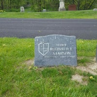 Photo taken at Elmwood Cemetery by Tim on 5/21/2016
