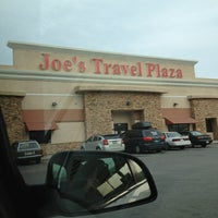 Photo taken at Joe's Travel Plaza by Traci D. on 1/5/2013