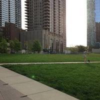 Photo taken at Dog Park by Alejandra A. on 6/16/2013