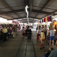 Photo taken at Mesa Market Place Swap Meet by Craig W. on 4/27/2013