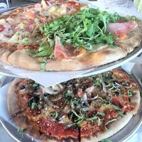 Photo taken at Andiamo! Brick Oven Pizza by Antwyone I. on 3/26/2013
