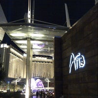 Photo taken at ARIA Resort & Casino by @VegasBiLL on 3/3/2013