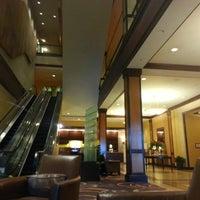 Photo taken at Sheraton Inner Harbor Hotel by Michael K. on 9/21/2013