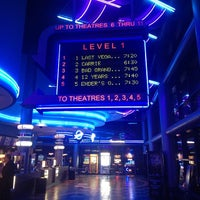 Photo taken at Regal Cinemas Battery Park 11 by Bart on 11/5/2013