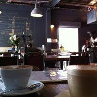 Photo taken at Wicks Park Cafe by Naomi M. on 12/21/2012