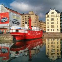 Photo taken at Lightship Relandersgrund by Bili on 9/11/2014