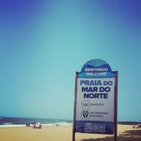 Photo taken at Mar do Norte by Nico Y. on 1/14/2015