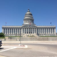 Photo taken at Capitol Hill by Mary C. on 6/18/2013