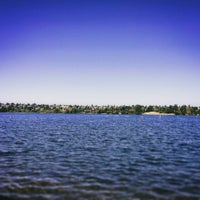 Photo taken at Green Lake Boathouse by Philip W. on 7/3/2015