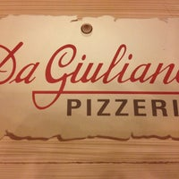 Photo taken at Pizzeria Da Giuliano by Andrea T. on 4/9/2013