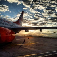 Photo taken at Aeroporto Internacional de Curitiba / Afonso Pena (CWB) by Erika Marques - B. on 3/31/2013