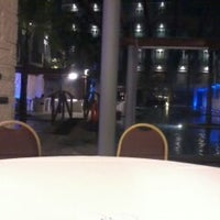 Photo taken at Poolside swiss-belhotel by Yusma A. on 7/21/2013