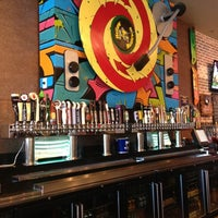 Photo taken at Mellow Mushroom by Tiffany on 9/28/2012