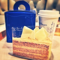 Photo taken at Paris Baguette by Gayle S. on 4/13/2013