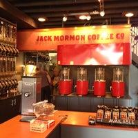 Photo taken at Jack Mormon Coffee Company by Kenyon V. on 9/14/2012