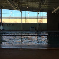 Photo taken at Conestoga Recreation and Aquatic Center by Evan B. on 4/7/2014