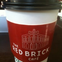 Photo taken at Red Brick Cafe by Don L. on 5/25/2013