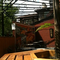 Photo taken at Red Brick Cafe by Don L. on 6/16/2013