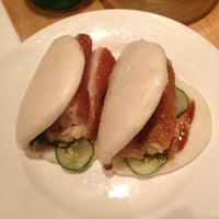 Photo taken at Momofuku Noodle Bar by Brooke B. on 5/4/2013