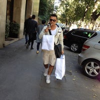 Photo taken at Il Salvagente Milano | Fashion Outlet by Erkan K. on 10/16/2013