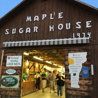 Photo taken at Maple Sugar House @CVE by Ed A. on 9/4/2016