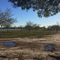Photo taken at Amelia Earhart Park by Pablo R. on 2/14/2014