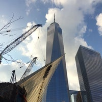 Photo taken at World Trade Center Construction Security by Eric A. on 9/11/2014