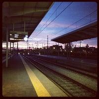 Photo taken at Venezia Mestre Railway Station (XVY) by Vania N. on 11/22/2012