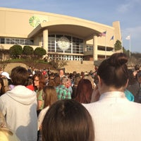 Photo taken at CenturyLink Center by Lee Ann Y. on 3/8/2013