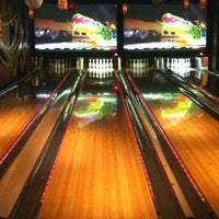 Photo taken at Bowlmor Times Square by Marcus F. on 1/7/2013