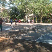 Photo taken at Chrystie St. Courts by kill p. on 7/26/2013