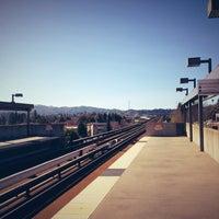 Photo taken at Walnut Creek BART Station by Rafael O. on 2/21/2013