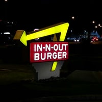 Photo taken at In-N-Out Burger by Christian D. on 1/19/2013