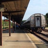 Photo taken at Amtrak Station by Leslie 🔆 H. on 7/2/2015